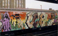 Is graffiti art or vandalism?