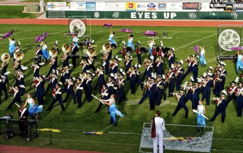 The Herriman Marching Mustangs