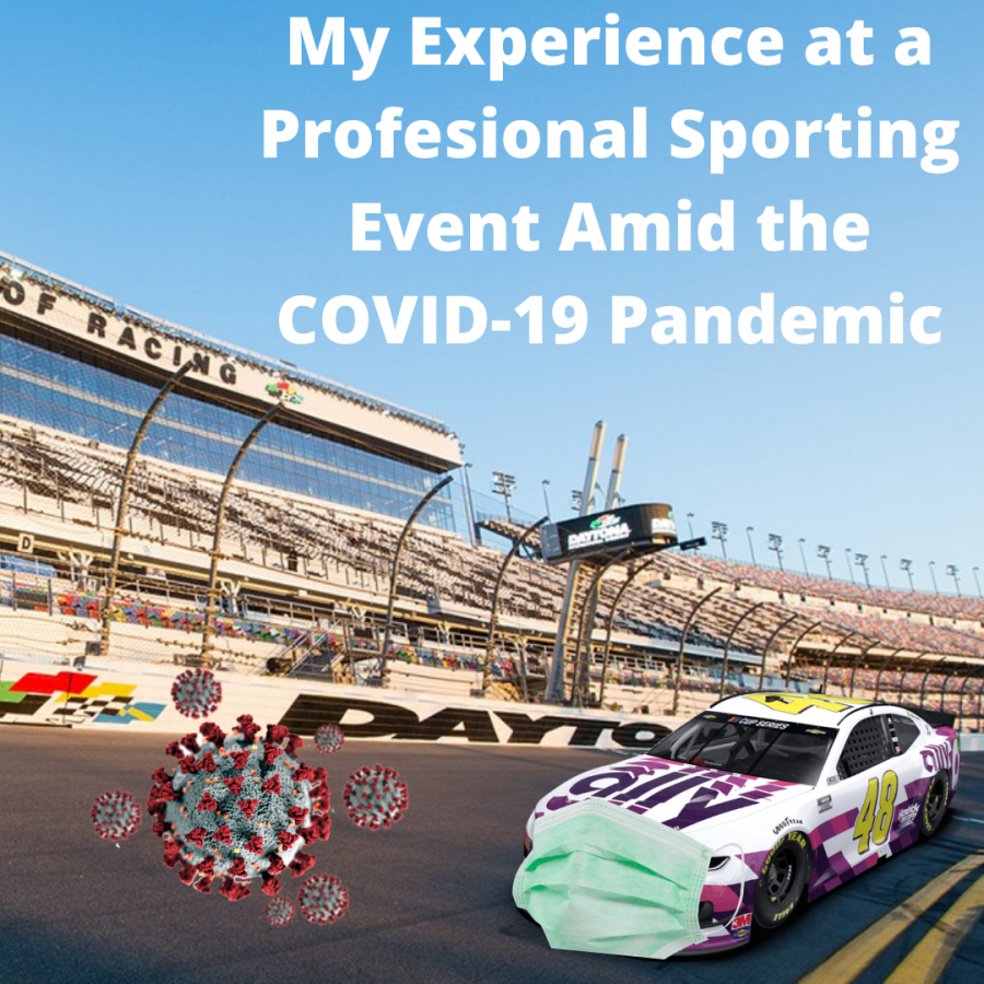 My+Experience+at+a+Professional+Sporting+Event+Amid+the+Covid-19+Pandemic