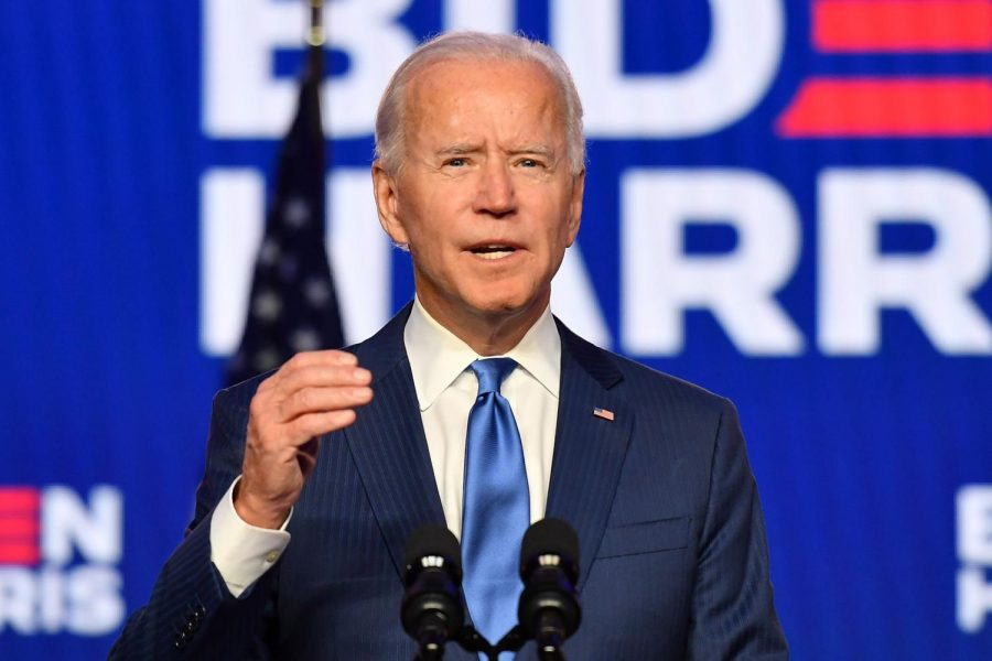 Joe Biden Wins Close 2020 U.S. Presidential Election