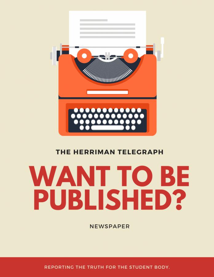 Herriman+Telegraph+Flyers