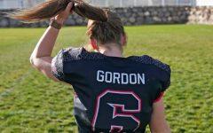 Sam Gordon Walks to the Field During Practice (AP Photo/Rick Bowmer) Rick Bowmer/Associated Press