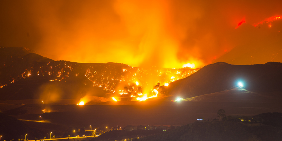 Wildfires and their Impact on Communities