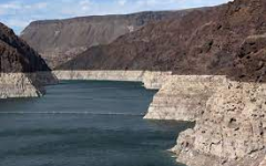 Western Side of the United States is in Danger of Drought